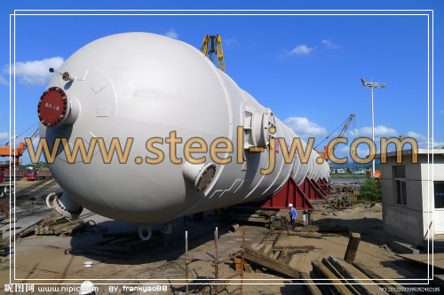 Asme Sa 562 562m C Mn Ti Steel Plates For Pressure Vessels