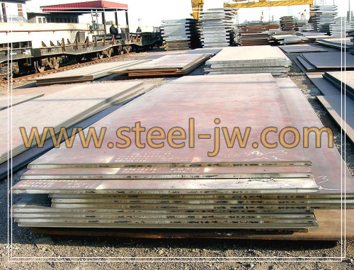 Asme Sa204 Gr B Mo Alloy Steel Plates For Pressure Vessels