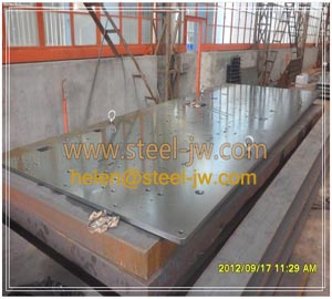 Asme Sa553 Ni Alloy Steel Plates For Pressure Vessels