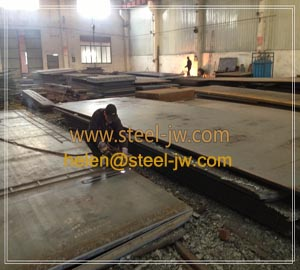 Asmesa588 Weathering Resistant High Strength Low Alloy Structural Steel