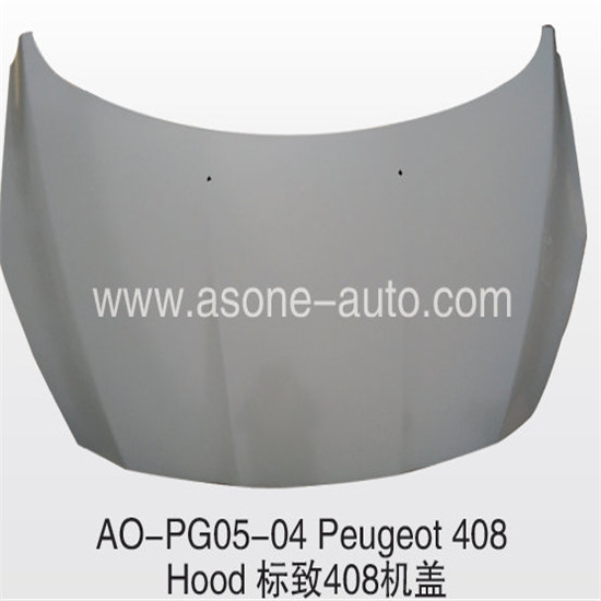 Asone Hood Bonnet For Peugeot 301