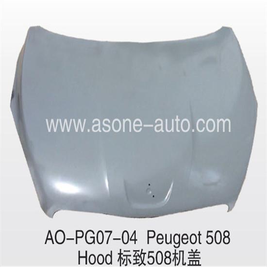 Asone Hood Bonnet For Peugeot 508 Car Accessories Oem 9435040480