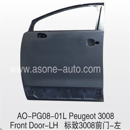 Asone Peugeot 3008 Auto Body Parts Front Door
