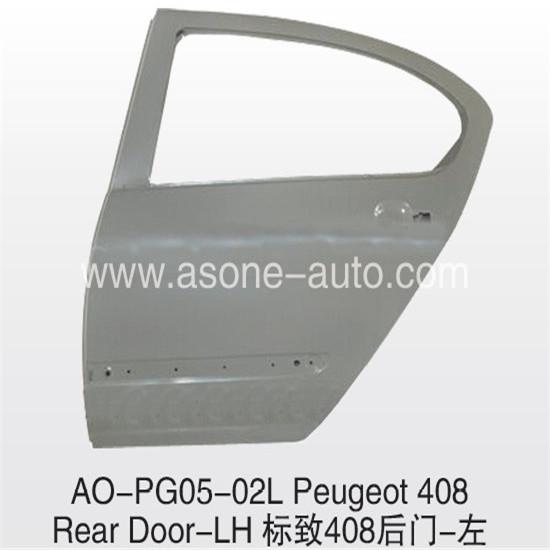 Asone Rear Door For Peugeot 408 Auto Kit Oem 9006r6