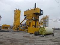 Asphalt Double Screen Drum Plant Lintec Csd 2500b