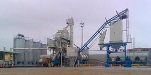 Asphalt Plant Benninghoven Mba 200