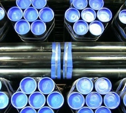 Astm A106 A53 Gr B Carbon Seamless Steel Pipe