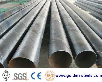 Astm A178 A795 Fire Pipe Corrugated Tube Grooved