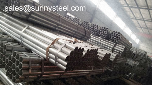 Astm A213 T911 Seamless Alloy Tubes