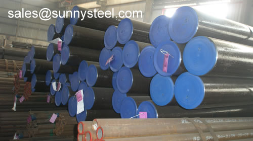 Astm A333 Grade 1 Seamless Steel Pipes For Low Temperature Service