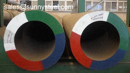 Astm A335 Alloy Seamless Pipes