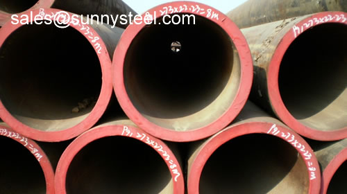 Astm A335 P92 Alloy Seamless Steel Pipes