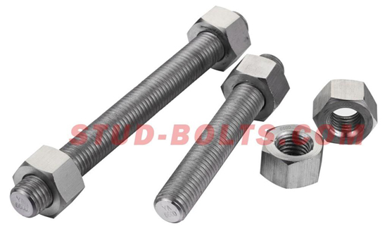 Astm A453 660a B C D Stud Bolts Set