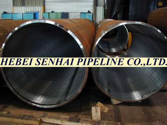 Astm A671 A672 A691 Efw Electric Fusion Welded Steel Pipe