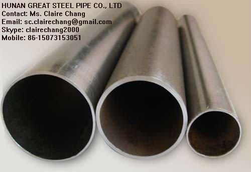 Astm A671 Efw Steel Pipe