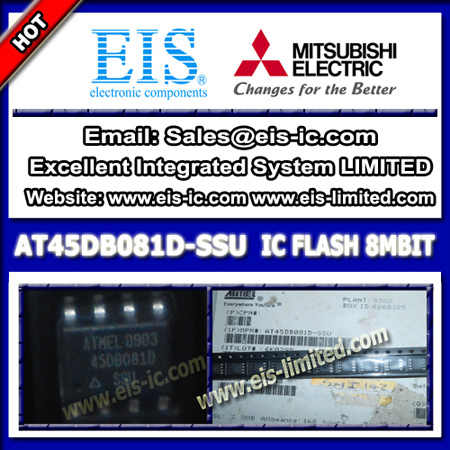 At45db081d Ssu Atmel Ic Components