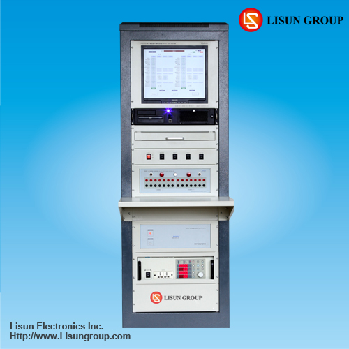 Ate 2 Led Driver Automatic Test System