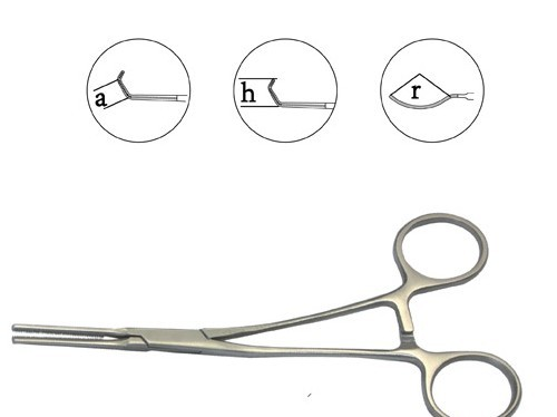 Atraumatic Occlusion Clamps