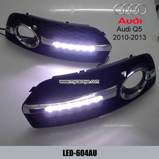 Audi Q5 Drl Control Unit Led Daytime Running Lights Aftermarket