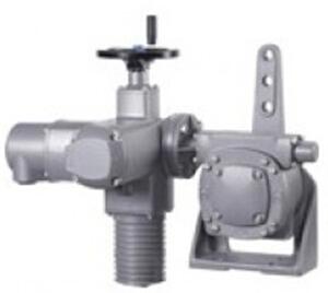Auma Lever Actuator Gf 50 3 125 V 160 250 G Bronze