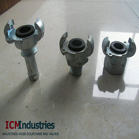 Australia Universal Crowfoot Air Hose Coupling