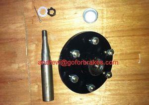 Australian Market Trailer Brake Parts 6 Holes Supply Hub Assembly