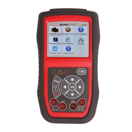 Autel Autolink Al539b Obdii Code Reader Electrical Test Tool
