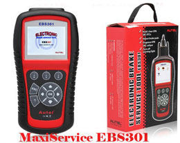 Autel Maxiservice Ebs301 Electronic Brake Service Tool
