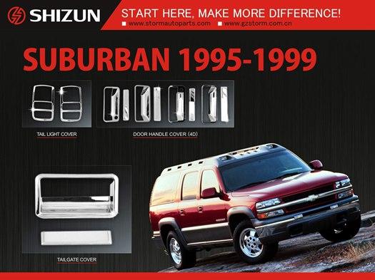 Auto Accessory Car For Gmc Suburban 1995 1999