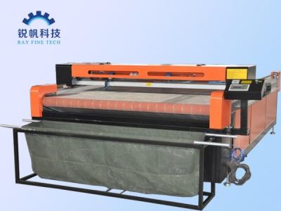 Auto Feeding Laser Cutting Machine Rf 1525 Co2 80w