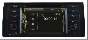 Auto Gps Bmw 5 E39 M5 Radio Navigation
