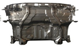 Auto Metal Body Parts Isuzu 600p Nkr Npr Single Cab Rear Floor