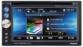 Auto Multimedia Gps Universal Type