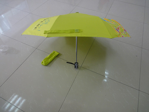 Auto Open And Close Folding Umbrella