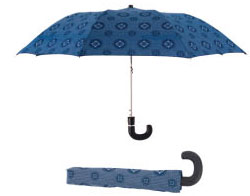 Auto Open Close Compact Umbrella