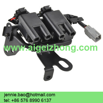 Auto Parts Motorcraft Hitachi Denso Bosch Ignition Coil For Mazda Toyota Hyundai