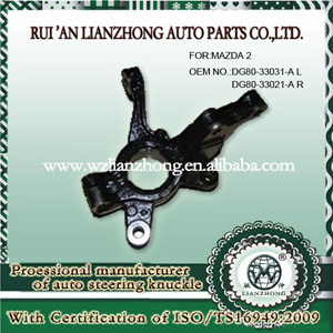 Auto Parts Steering Knuckle Suspension And Mazda 2 Dg80 33031 A L 33021 R
