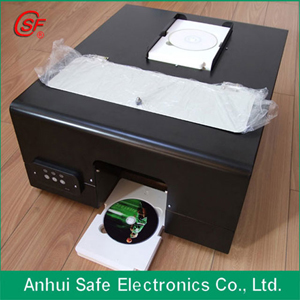 Auto Printer For Inkjet Cards And Cd Dvd