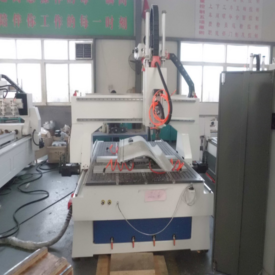 Auto Rotary Woodworking Cnc Machinery