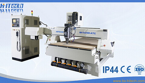 Auto Tool Change Cnc Router With High Quality From China Factory