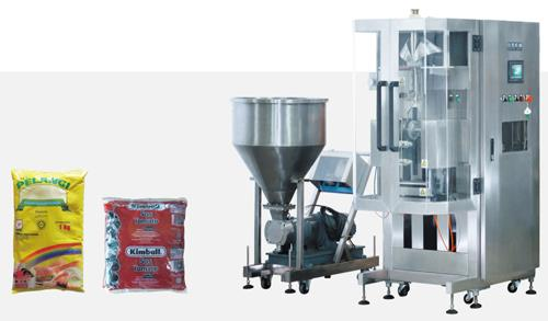 Automatic Airless Liquid Paste Packing Machine