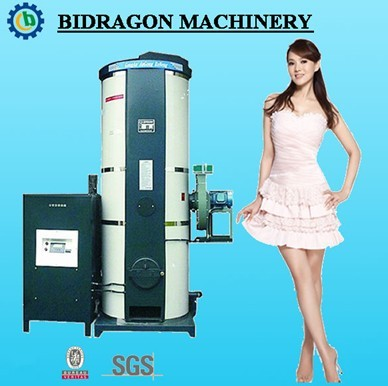 Automatic Biomass Burner Hot Water Boilers