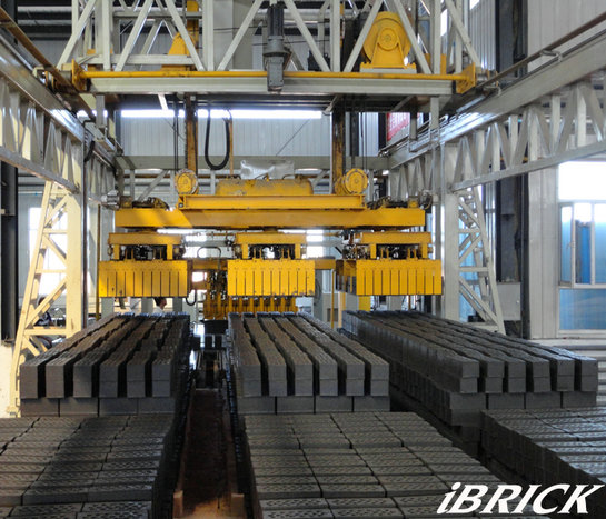 Automatic Brick Stacking System
