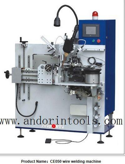 Automatic Circular Saw Blade Brazing Welding Machine