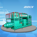 Automatic Clay Brick Making Machine Imported Technology Structures