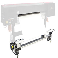 Automatic Feeding System F3 With Tension Bar Sensor Control Mutoh Mimaki Roland Printer