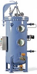 Automatic Filters Back Washing Of The Filtering Elements