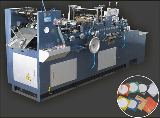 Automatic Forming Machine For Vcd And Drug Bag
