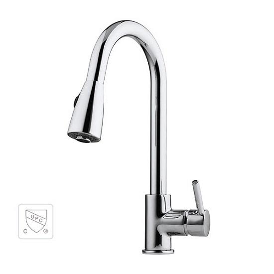 Automatic Kitchen Faucet 201lt75