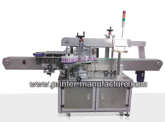 Automatic Labeling Machine For Double Sides